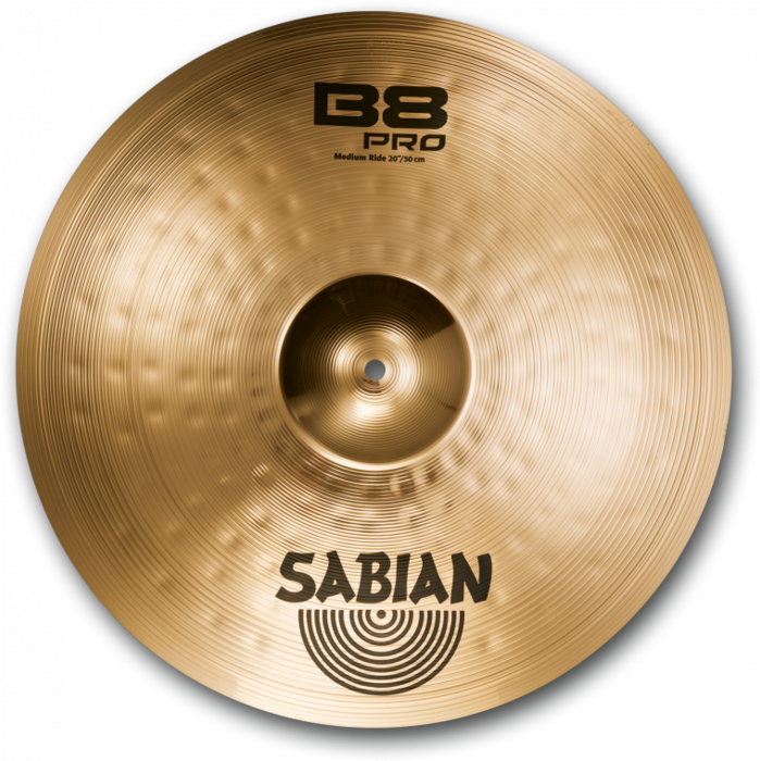 sabian b8pro 32012 20 inch medium ride cymbal pro music. Black Bedroom Furniture Sets. Home Design Ideas