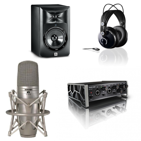 Recording Equipment