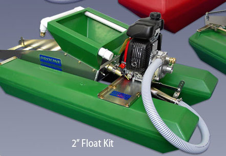 Proline 2 Inch Combo Float Kit