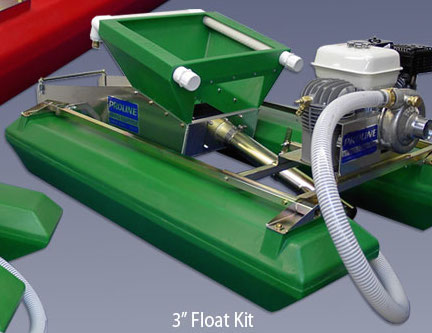 Proline 3 Inch Combo Float Kit