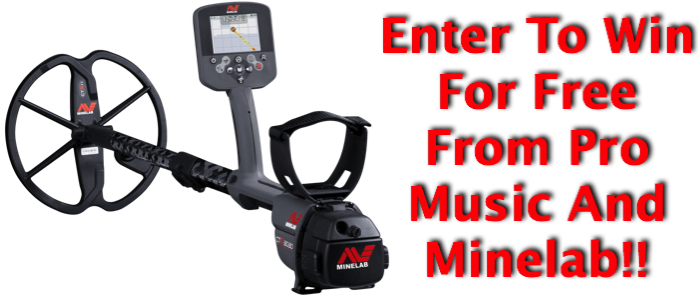 Pro Music Minelab Giveaway