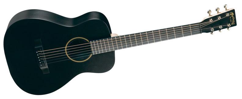 martin little martin lxblack acoustic guitar pro music. Black Bedroom Furniture Sets. Home Design Ideas