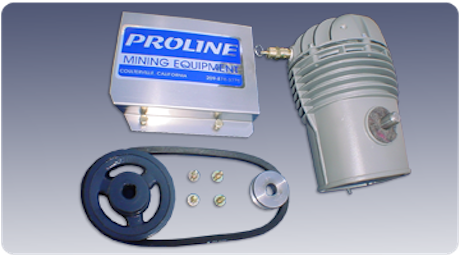 Proline T80 Air Compressor Kit For 3 5HP To 6 5HP Engines